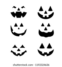pumpkin emoticon face images stock photos vectors shutterstock