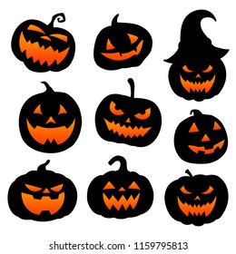 Scary Pumpkin Images Stock Photos Vectors Shutterstock Scary pumpkin coloring page from pumpkins category. https www shutterstock com image vector halloween pumpkin horror scary vector illustration 1159795813