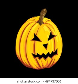 Pumpkin Profile Images Stock Photos Vectors Shutterstock