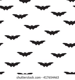 Halloween seamless pattern. Holiday Halloween background