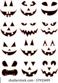 Halloween smiles