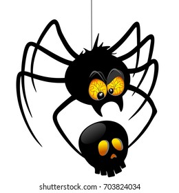 Royalty-Free Cartoon Spider Stock Images, Photos & Vectors ...