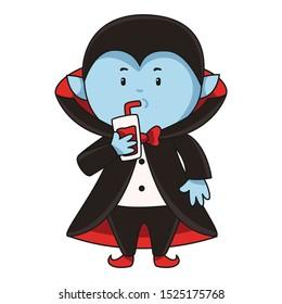 Cartoon Vampire High Res Stock Images Shutterstock