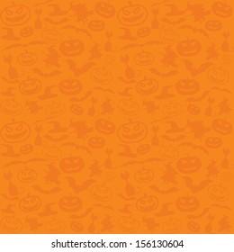 Halloween vector background with copyspace