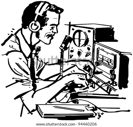 Amateur radio artwork images