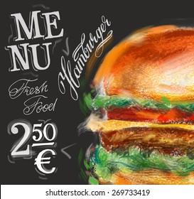 burger fast food logo icon emblem のベクター画像素材 ロイヤリティ