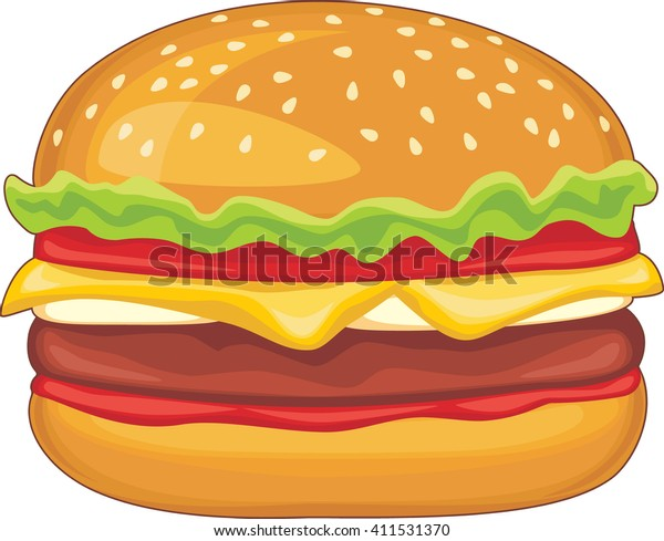 hamburger-isolated-on-white-vector-600w-