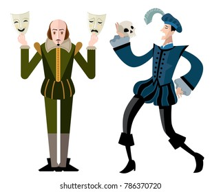 hamlet classical theater actor playing character