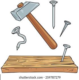 Cartoon Hammer Images, Stock Photos \u0026 Vectors