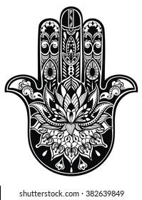 Hamsa symbol