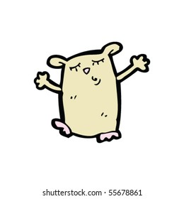 hamster cartoon