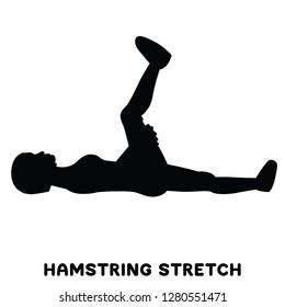 hamstrings 图片、库存照片和矢量图  shutterstock