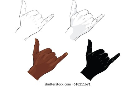 hand action, hand activity