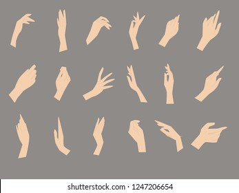 hand collection design