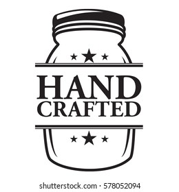 Hand crafted logo