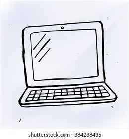 computer drawing images, stock photos & vectors | shutterstock  shutterstock