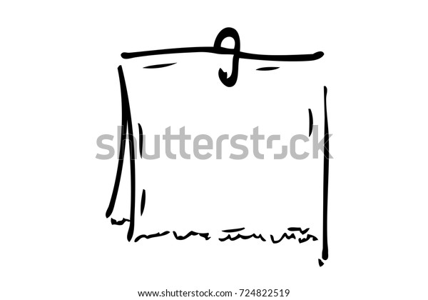 picture regarding Hand Outline Printable titled Hand Attract Sketch Define Blank Observe Inventory Vector (Royalty