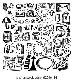 hand draw web