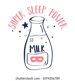 Milk Slogan Images, Stock Photos & Vectors   Shutterstock