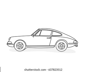 500 Car Sketch Pictures Royalty Free Images Stock Photos And