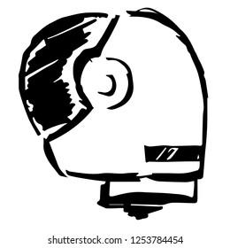 cosmonaut astronaut spaceman symbol images stock photos vectors