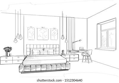 Window Design Drawing Images Stock Photos Vectors Shutterstock