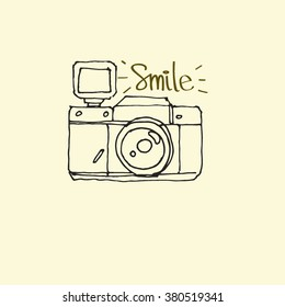 Camera Drawing Images Stock Photos Vectors Shutterstock