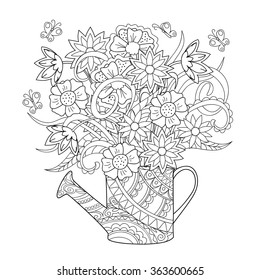 Adult Mandala Coloring Pages Gorseller Stok Fotograflar Ve