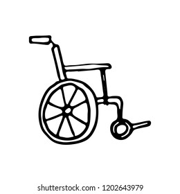 Disability Drawing Images Stock Photos Vectors Shutterstock