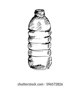 Water Bottle Drawing Images Stock Photos Vectors Shutterstock