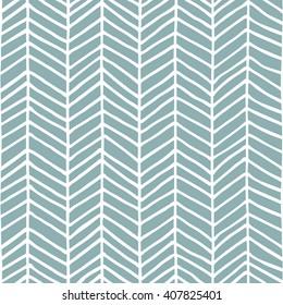 hand drawn herringbone pattern design. vector illustration