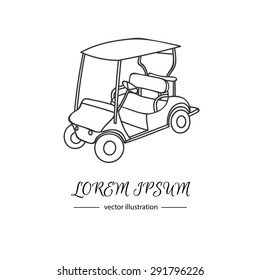 golf cart stock illustrations images vectors shutterstock