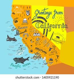 California Map Shutterstockcom.California Images Stock Photos Vectors Shutterstock