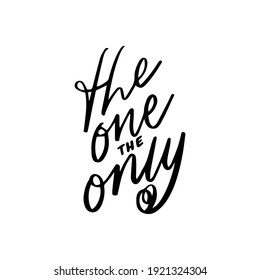 hand drawn lettering inspirational and motivational quote