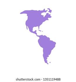 Imágenes, fotos de stock y vectores sobre America Del Sur Mapa ...
