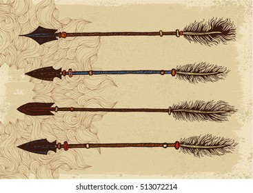 Hunting Arrow Images, Stock Photos & Vectors | Shutterstock