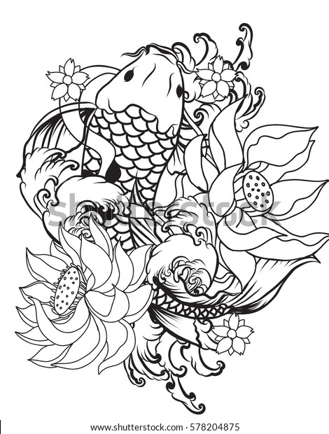 Tattoo Design Outlines