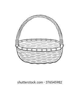 Cartoon+picnic+basket Stock Vectors, Images & Vector Art ...