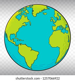 Draw Earth Images Stock Photos Vectors Shutterstock