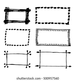 Similar Images Stock Photos Vectors Of Hand Drawn Rectangle Frames Set Cartoon Vector Square Borders Pencil Effect Shapes Isolated 515319586 Shutterstock Choose from over a million free vectors, clipart graphics, vector art images, design templates, and illustrations created by artists worldwide! similar images stock photos vectors