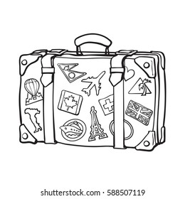 Travel Drawing Images, Stock Photos \u0026 Vectors
