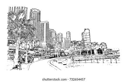 Souq Madinat Jumeirah Stock Vectors, Images & Vector Art | Shutterstock