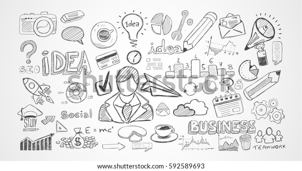 Hand Drawn Sketches Infographic Design Elements Stock Vector Royalty Free 592589693,Huawei Mate 30 Rs Porsche Design Prix