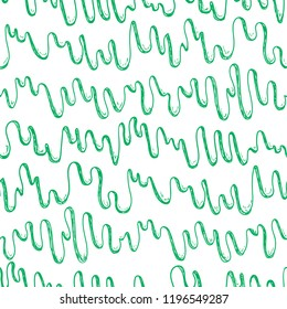 Hand Drawn slime Doodle pattern in child graphics. Illustrations Drawing Vector Sketch for textile, print, postcard, background,apparel, wallpaper
