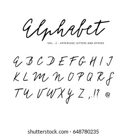 Cursive Letters Images, Stock Photos & Vectors | Shutterstock