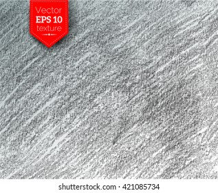 Hand drawn vector graphite pencil diagonal hatching texture background.