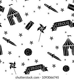 Creepy Carnival Stock Vectors, Images & Vector Art