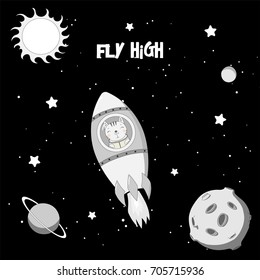 Outer Space Quotes Images, Stock Photos & Vectors   Shutterstock
