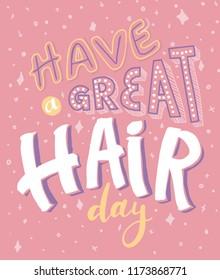 Hair Salon Quotes Images, Stock Photos & Vectors | Shutterstock