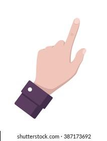 Hand, finger